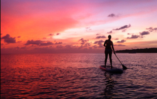 SUP (Stand-up-Paddle) Rental